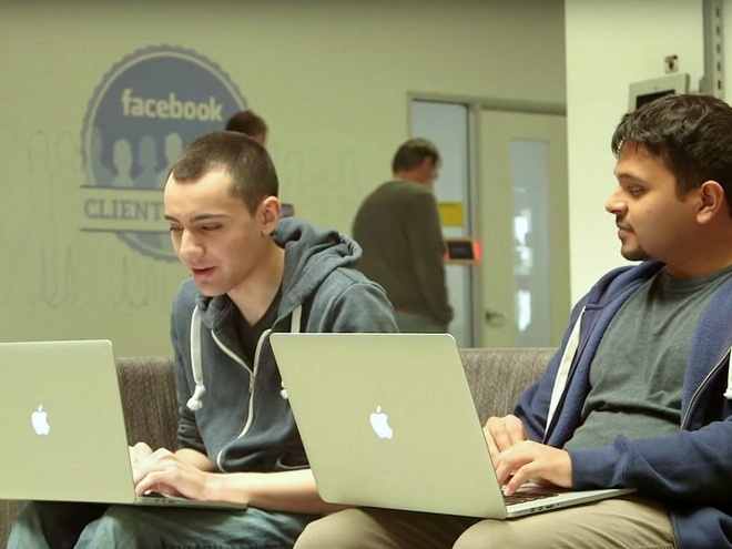 Sinh vien thuc tap tai Google, Facebook luong chuc nghin USD hinh anh