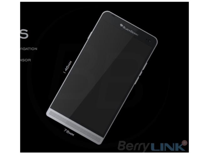 Lo anh BlackBerry Rome va Hamburg chay Android hinh anh 3