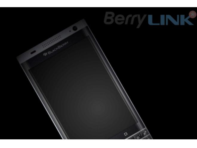 Lo anh BlackBerry Rome va Hamburg chay Android hinh anh 2