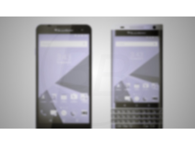 Lo anh BlackBerry Rome va Hamburg chay Android hinh anh