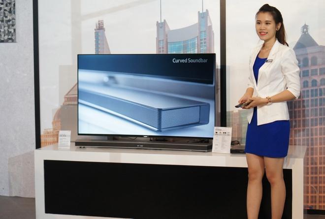 TV Samsung SUHD khong vien gia tu 32 trieu dong tai VN hinh anh 10