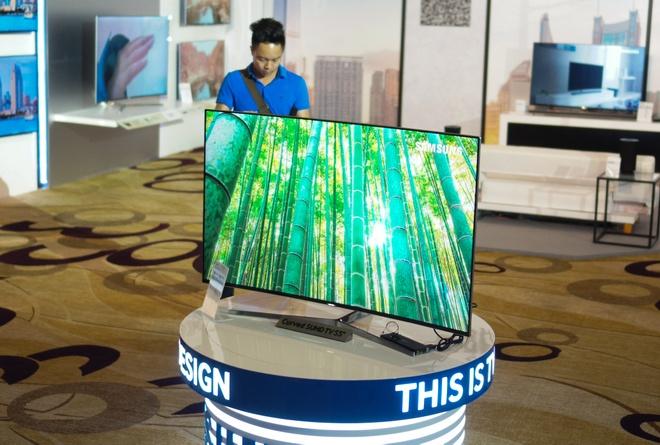 TV Samsung SUHD khong vien gia tu 32 trieu dong tai VN hinh anh 7