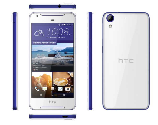 HTC Desire 628 RAM 3 GB ve VN voi gia 5 trieu dong hinh anh 1