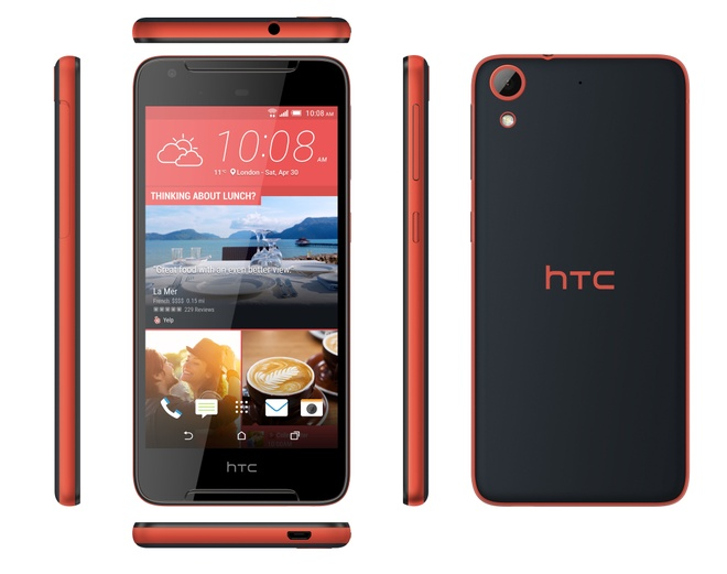 HTC Desire 628 RAM 3 GB ve VN voi gia 5 trieu dong hinh anh 2