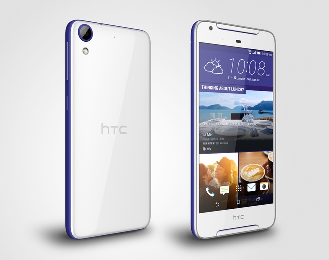 HTC Desire 628 RAM 3 GB ve VN voi gia 5 trieu dong hinh anh 3