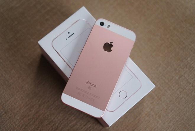 iPhone SE chinh hang kem hut khach hinh anh