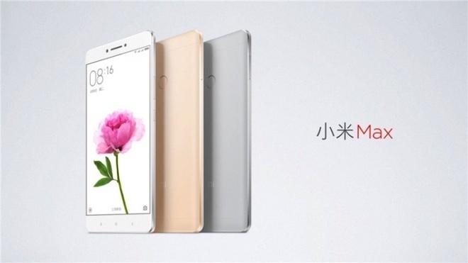 Xiaomi Mi Max ra mat: man hinh 6,44 inch, pin gan 5.000 mAh hinh anh 2