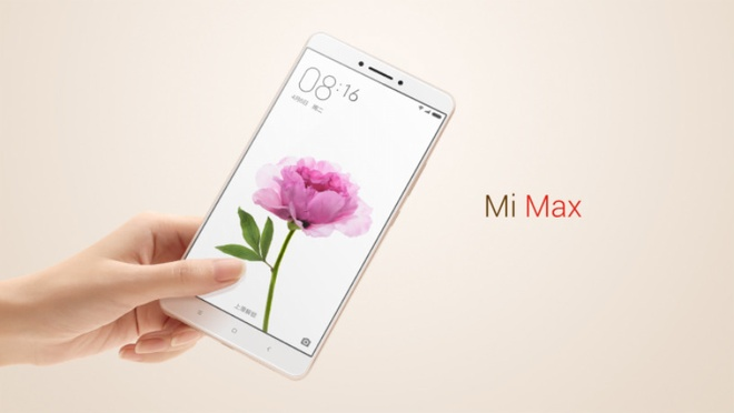 Xiaomi Mi Max ra mat: man hinh 6,44 inch, pin gan 5.000 mAh hinh anh 3