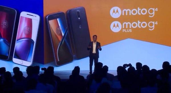 2 smartphone Moto dau tien ra mat duoi thoi Lenovo hinh anh 1