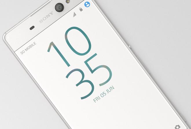 Sony Xperia XA Ultra ra mat voi camera truoc 16 MP hinh anh 1