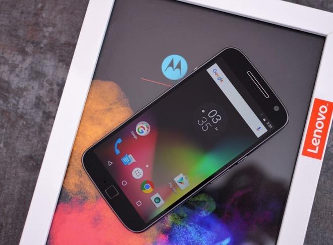 2 smartphone Moto dau tien ra mat duoi thoi Lenovo hinh anh 3