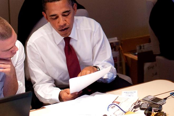 Nhung thiet bi cong nghe phuc vu ong Obama hinh anh 4