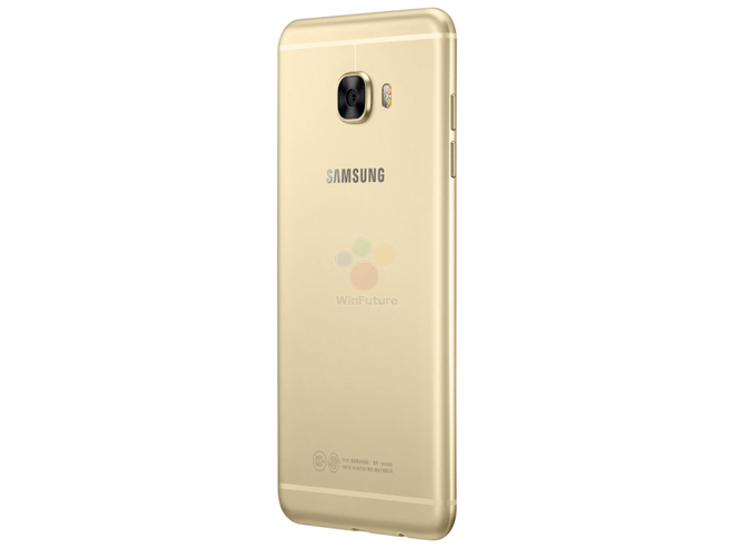 Galaxy C5 lo anh chinh thuc truoc gio ra mat hinh anh 4