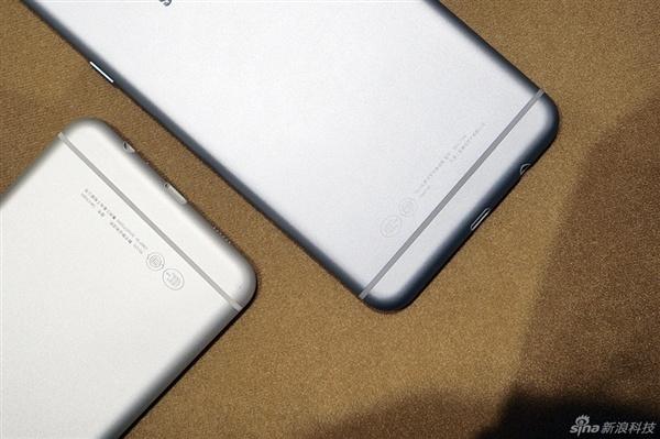 Anh thuc te 2 smartphone sieu mau Galaxy C5, C7 hinh anh 5