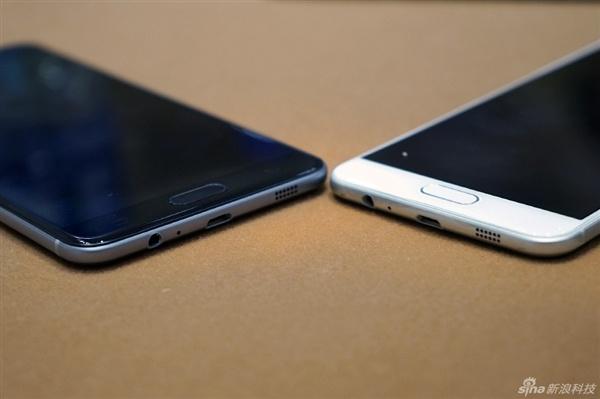 Anh thuc te 2 smartphone sieu mau Galaxy C5, C7 hinh anh 7
