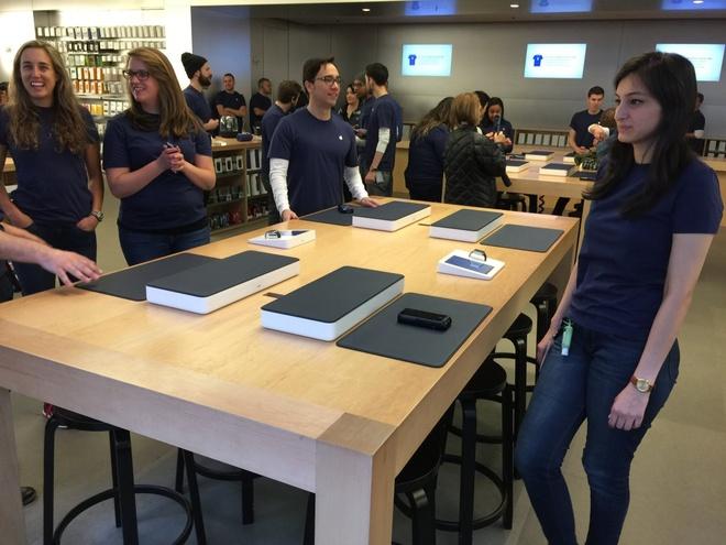 Chuyen chua tung ke cua nhan vien Apple Store hinh anh 5