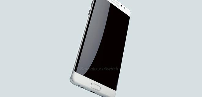 Video ro ri Galaxy Note 6 edge hinh anh