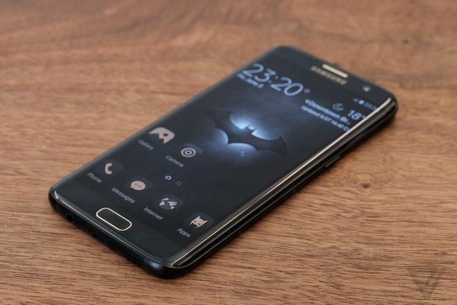 Galaxy S7 edge phien ban nguoi doi gia 25 trieu tai Viet Nam hinh anh