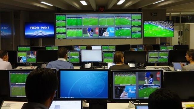 Cac tran dau tai Euro 2016 duoc quay, phat ra sao? hinh anh