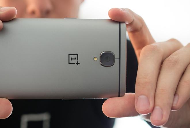 OnePlus 3 ra mat voi RAM 6GB, gia 400 USD hinh anh