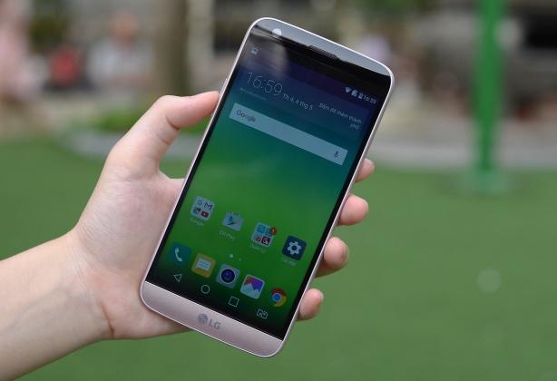 LG G5 qua su dung co gia gan 9 trieu tai VN hinh anh 1