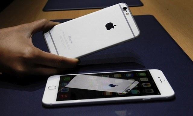 iPhone cu tang gia o Viet Nam hinh anh