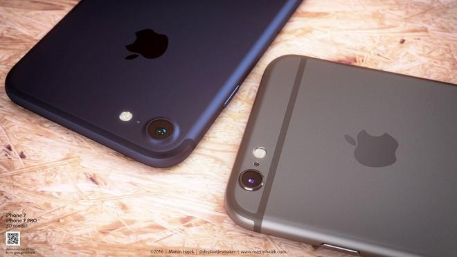 Nhieu loan thong tin ve iPhone 7 hinh anh 2