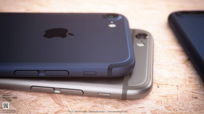 Nhieu loan thong tin ve iPhone 7 hinh anh 3