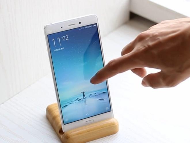 Xiaomi Mi 5s se co cam bien van tay sieu am hinh anh