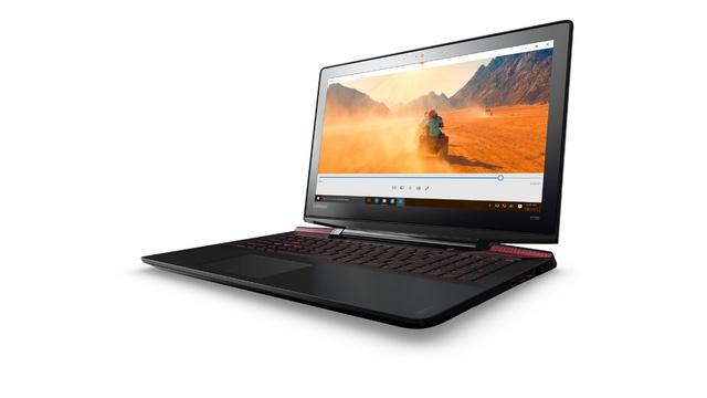 Laptop dang dep cho game thu tu Lenovo hinh anh 2