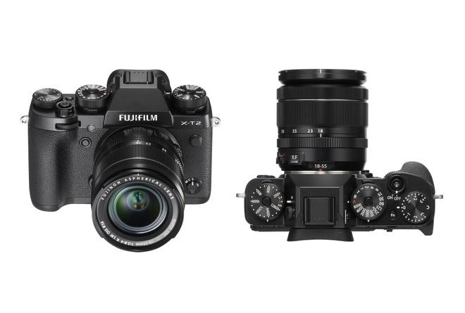 Fujifilm X-T2 ra mat voi gia 1.600 USD hinh anh 1