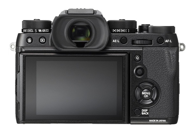 Fujifilm X-T2 ra mat voi gia 1.600 USD hinh anh 2