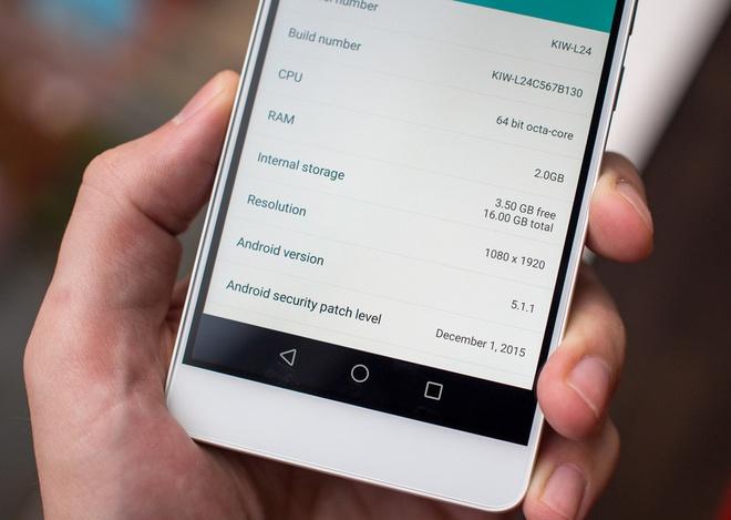 5 tieu chi mua mot chiec di dong Android gia re hinh anh 2