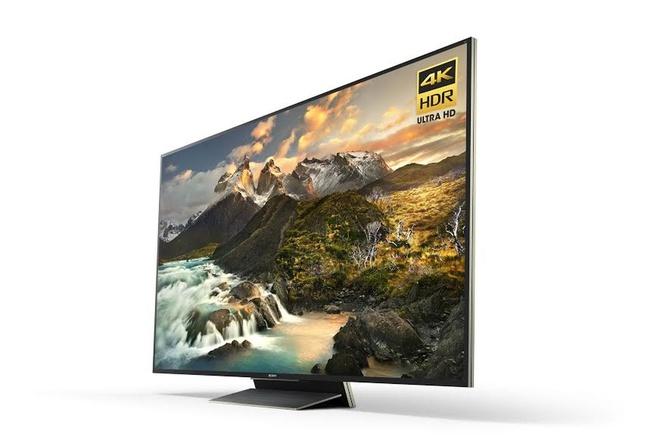 Sony ra mat TV 4K gia tu 7.000 USD hinh anh 1