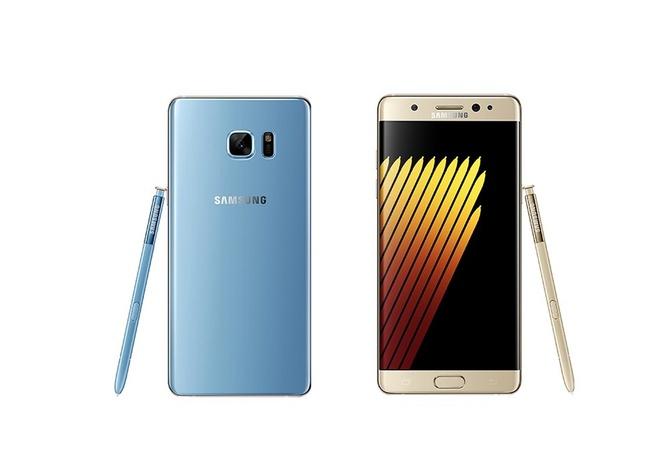 Them nhieu anh chinh thuc cua Galaxy Note 7 hinh anh