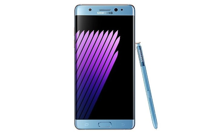 Them nhieu anh chinh thuc cua Galaxy Note 7 hinh anh 3