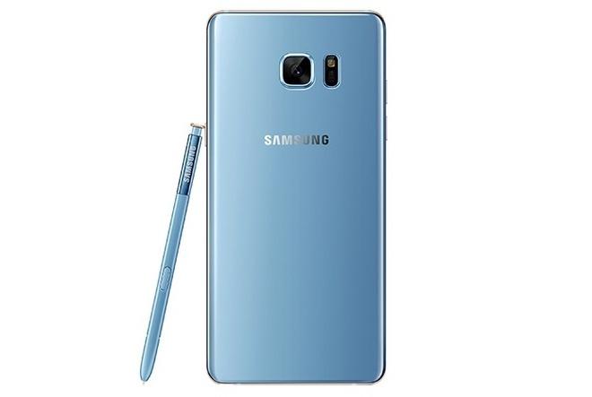 Them nhieu anh chinh thuc cua Galaxy Note 7 hinh anh 1