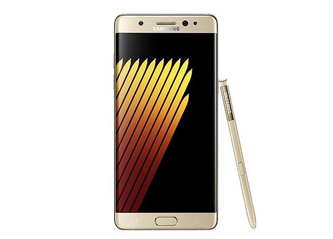 Them nhieu anh chinh thuc cua Galaxy Note 7 hinh anh 4