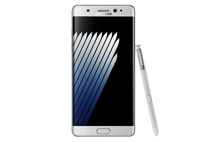 Them nhieu anh chinh thuc cua Galaxy Note 7 hinh anh 5