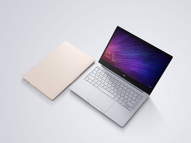 Xiaomi Mi Notebook Air ra mat anh 1