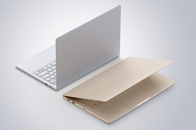 Xiaomi Mi Notebook Air ra mat anh 2