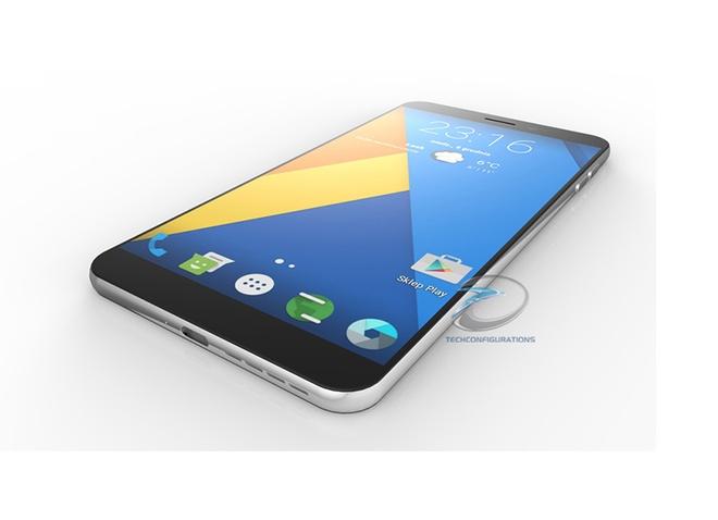Ban dung tuyet dep cua Nokia C1 chay Android hinh anh