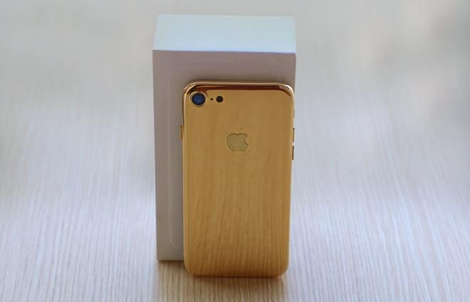 Ban mau iPhone 7 ma vang xuat hien tai Viet Nam hinh anh 3