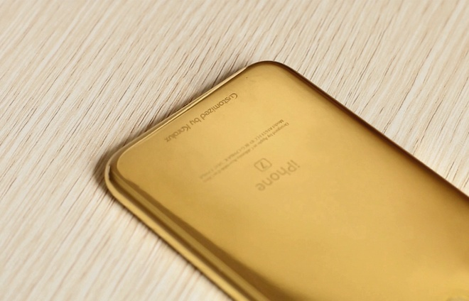 Ban mau iPhone 7 ma vang xuat hien tai Viet Nam hinh anh 4