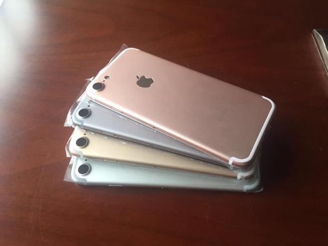 Ban mau iPhone 7 ma vang xuat hien tai Viet Nam hinh anh 7