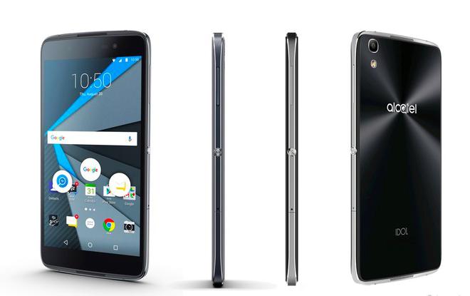 Co ai ban smartphone la nhu BlackBerry? hinh anh 1