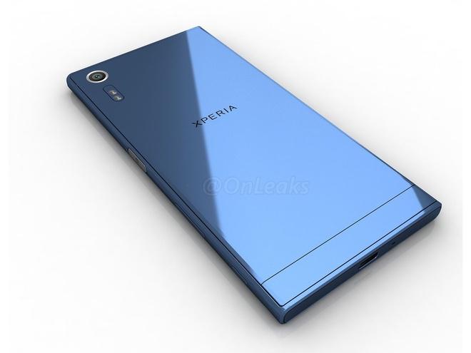 Xperia XZ va XR se la 2 smartphone dau bang moi cua Sony hinh anh
