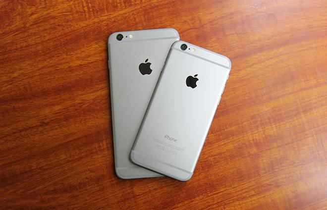 iPhone 7 sap ra mat, may doi cu chua kich hoat o at ve nuoc hinh anh