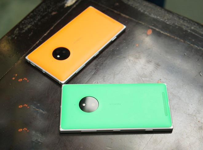 Lumia 830 bat ngo ban tro lai tai VN, gia 3 trieu dong hinh anh