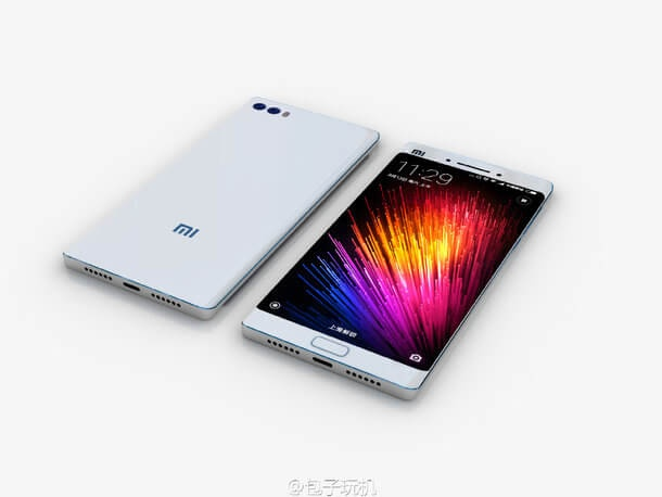 Lo dien phablet cao cap cua Xiaomi dang giong Note 7 hinh anh